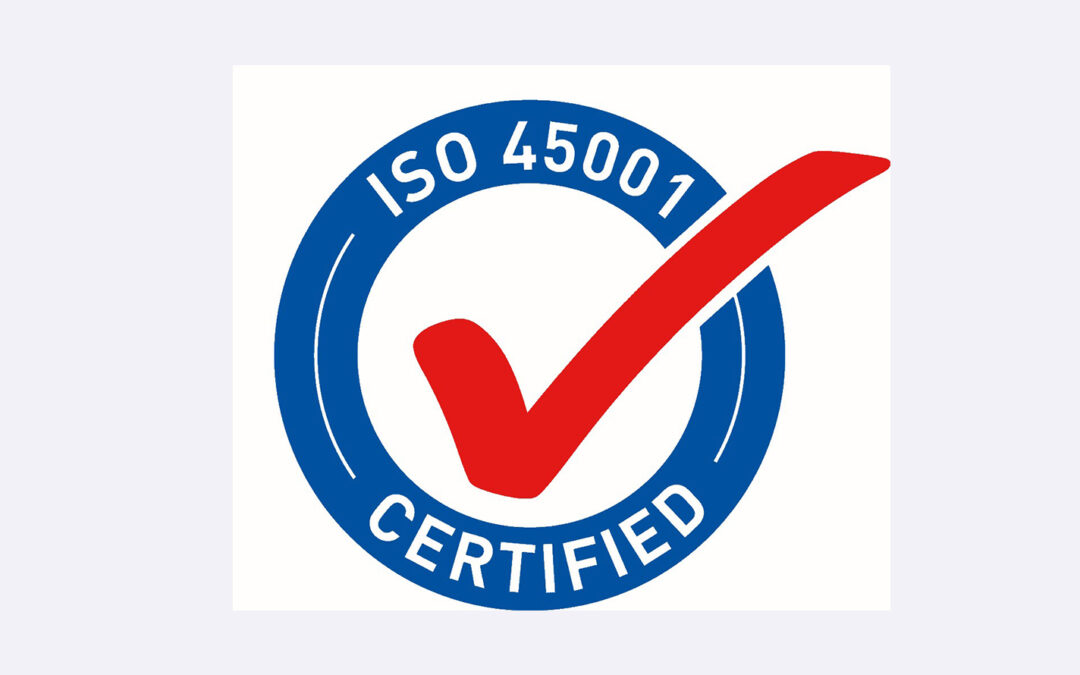 La certification ISO 45001 du Groupe Noblet, remplace l'OHSAS 18001